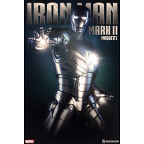 Sideshow Homem De Ferro Mark Ii Iron Man Mark 2 Maquette