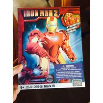 Iron Man 2 - Homem De Ferro 2 Mega Blocks! Novo