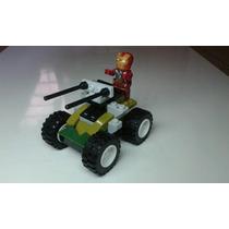 Conjunto Lego Homem De Ferro + Tanque Le-160126