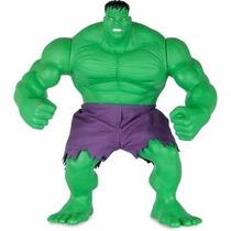 Boneco Gigante Vingadores Hulk Classico 55cm Mimo