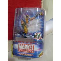 Marvel Universe Resina Wolverine Monogram Novo Bonellihq