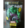 Hulk Marvel Legends Icons Series (série Ícones Da Marvel)