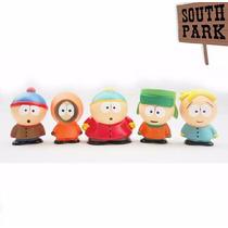 Conjunto Boneco South Park 5 Pças Kenny Action Frete Grátis