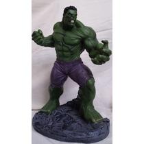 Hulk Estatua Em Resina Marvel