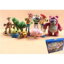 Kit 9 Peças Toy Story 3 Buzz Wood Frete Grátis