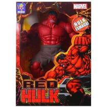 Boneco Hulk Vermelho Premium Mimo
