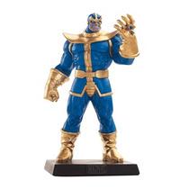 Miniatura Thanos - Ed Especial Marvel Figurines Eaglemoss
