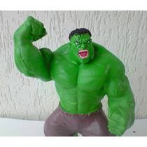 Escultura O Incrivel Hulk Academia - Frete Grátis