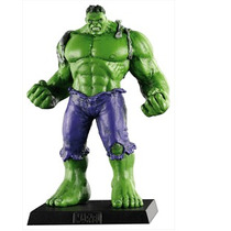 Miniaturas Especiais Marvel Hulk E Fanático- Eaglemoss