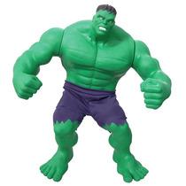 Boneco Hulk 55 Cm! Mimo! Vingadores! Marvel! Frete Grátis!!!