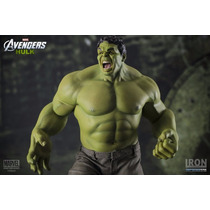 Hulk Os Vingadores The Avengers - Marvel Iron Studios - Novo
