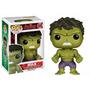 Boneco Miniatura - Hulk - Marvel Vingadores - Funko Pop