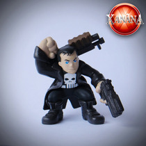 Punisher Justiceiro - Super Hero Squad - Marvel Jla Dcu