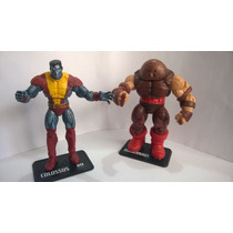 Lote 6 X Men Marvel Universe 3,75 Colossus E Juggernaut