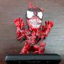 Miniatura Carnificina Carnage Q Marvel Corinthian Micros S