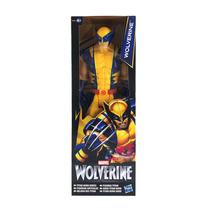 Boneco Wolverine Titan Hero Series Hasbro Novo Na Caixa