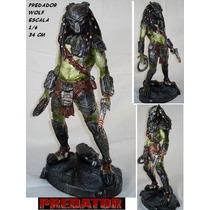 Predador Estátuas Resina Maciça Valor 1unid.+ou-30cm