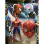 Boneco Homem Aranha - Spider Man - Estátua Em Resina 30cm