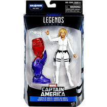 Marvel Legends Capitão América Civil War Sharon Carter