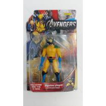 Boneco Wolverine X Men