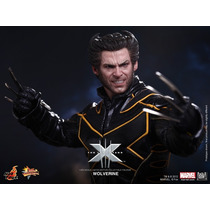 Hot Toys X-men The Last Stand Wolverine Hugh Jackman Imortal