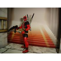Marvel Universe Deadpool De 2008 X Men