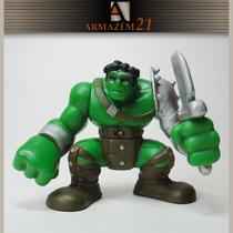 Hulk - Marvel Super Hero Squad - Loose - Imagem Do Produto
