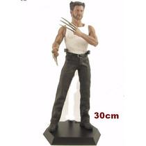 Wolverine Logan X - Men - Original Crazy Toys Pronta Entrega