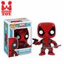 Pop! Marvel Universe Deadpool Funko Pronta Entrega