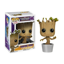 Dancing Groot Funko Pop Marvel Guardians Of The Galaxy