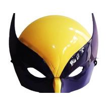 Máscara Plástica Wolverine X-men Grendene + Frete Grátis