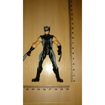 Marvel Universe - Wolverine X Force