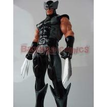 Boneco Wolverine X Force / Força X - Estátua 34 Cm