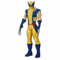 Boneco Wolverine - Marvel Titan Hero Series 30 Cm - Hasbro