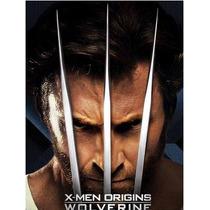 Garras Wolverine Imortal Cosplay Aço Funcional