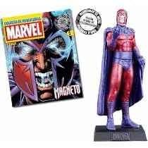 Coleção Miniaturas Marvel Magneto X-men (boneco De Chumbo)
