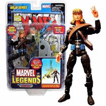 Boneco Marvel Legends Longshot Mojo Series Action Figure