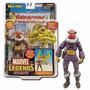 Boneco Marvel Legends Baron Zemo Mojo Series Action Figure