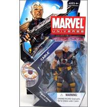 Cable Marvel Universe X-men Boneco Figura Lacrado Hasbro