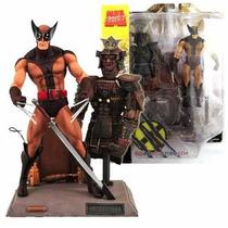 Wolverine Brown Uniform - X Men - Marvel - Diamond Select