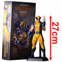 Wolverine Astonishing X - Men 27cm Crazy Toys