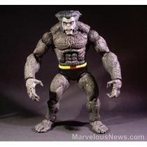 The Beast Icons - Marvel Legends - Toy Biz - Raro - X Mem