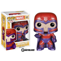 Magneto X Men Pop Funko Lacrado Pronta Entrega