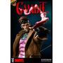 Sideshow X-men Gambit Premium Format Exclusive 1/4 Statue
