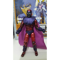 Marvel Universe Magneto Customizado Gi Joe Boneco Figura