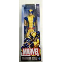 Boneco Marvel Wolverine 30 Cm Hasbro