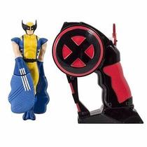 Flying Heroes Seu Herói Voa De Verdade Dtc 3318 Wolverine