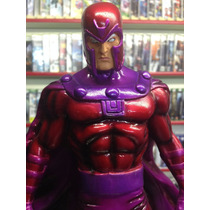 Estatua Resina Magneto X-men Marvel Comics 38cm Ótimo Preço
