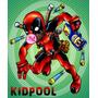 Kidpool Wade Wilson San Diego Comic Com 2013 Marvel Universe