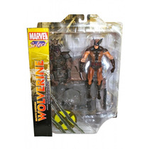 Marvel Select: Wolverine Brown - Diamond Select